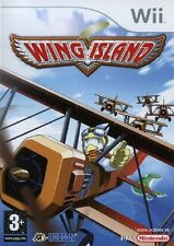 WING ISLAND           + CARTE VIP      -----   pour WII   // PN