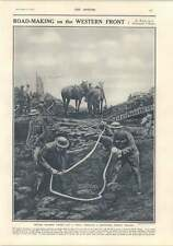 1917 Road Making On The Western Front David Graham Phillips Susan Lenox