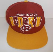 WASHINGTON REDSKINS BASEBALL CAP NFL VINTAGE ONE SIZE FITS ALL MITCHELL & NESS