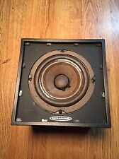 Auratone 5C Reference Monitor One (1) Studio Speaker Vintage Passive Sound 1/2