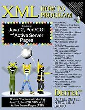 XML How to Program, Sadhu, Praveen, Lin, Ted, Nieto, Tem R., Deitel, Paul, Deite
