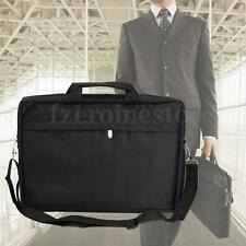 14/15'' Laptop Handy Carry Case Cover Bag For Widescreen PC Laptop ePad Black