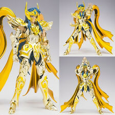 Saint Seiya Myth EX Aquarius Camus God Cloth Soul of Gold action figure Bandai