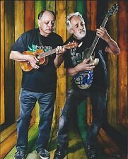 Tommy Chong Signed Autographed 8x10 Photo Cheech and Chong & Up In Smoke B