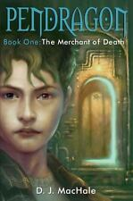 The Merchant of Death (Pendragon)-ExLibrary