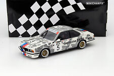 Minichamps 1985 BMW 635 CSI #5 Winner 24h Spa Ravaglia/Berger/Surer 1:18*New!