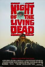 Night Of The Living Dead movie poster - 11 x 17 inches  Zombie poster - Horror