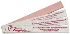 Tammy Taylor Peel 'N' Stick Disposable Zebra File - 100grit - Pack of 10 count