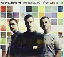 Above & Beyond - Anjunabeats 100  (2 X CD & DVD)
