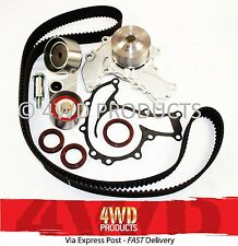Water Pump/Timing Belt kit - Jackaroo UBS25 3.2-V6 6VD1 (92-98)