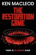 The Restoration Game, Ken MacLeod, Hardcover, New