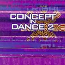 CONCEPT IN DANCE 2-Goa-PSYCHEDELIC TRANCE-Techno-MOONSHINE-Infinity Project-Cd