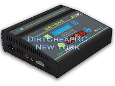 EV-Peak D610AC Dual Port 10Amps 200W AC/DC Balancing Battery Charger LiPo LiHV
