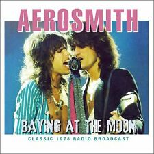 AEROSMITH New 2016 UNRELEASED LIVE CONCERT 1978 BOSTON HOMECOMING CD