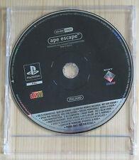 Ape Escape - Promo Gioco Completo - New - PlayStation 1 - PSX