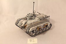 Warhammer Imperial Guard Chimera Well Painted