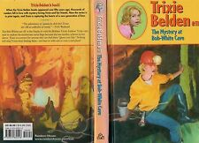 Trixie Belsen #11 THE MYSTERY AT BOB-WHITE CAVE Kathryn Kenney Random House 1st