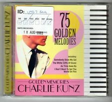 (GX788) Golden Memories, Charlie Kunz - 24 tracks - 2003 CD