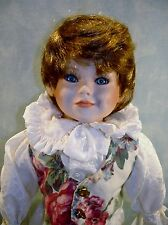 Seymour Mann Porcelain Jeremy Boy Doll