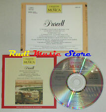 CD PURCELL ROGER DELMOTTE ROBERT DUNAND DENIS STEVENS DeAGOSTINI lp mc dvd