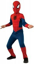 Kids Ultimate Spider-Man Costume Marvel Superhero Size Medium 8-10