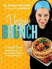 Vegan Brunch: Homestyle Recipes Worth Waking Up For--From Asparagus Om-ExLibrary