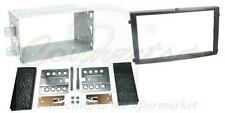 CT23SY02 Ssangyong Rexton MK2 2006 On Double Din Stereo Facia Kit