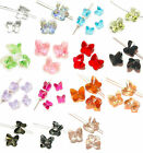 SWAROVSKI Elements Crystal 5754 Butterfly BEAD Variable Color Size