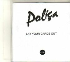 (DT729) Polica, Lay Your Cards Out - 2012 DJ CD