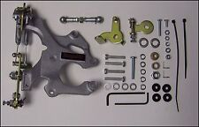 Weber DCOE Carb Mangoletsi single cable throttle linkage kit inc. levers LP4241