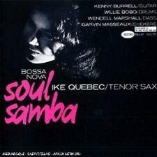 """IKE QUEBEC """"BOSSA NOVA SOUL SAMBA"""" CD NEU"""