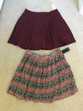 Lots of 2 Forever 21 Mini Skirts Size L