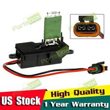 89018436 Heater Blower Motor Resistor For 96-05 Chevrolet Astro GMC Safari