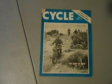 FEBRUARY 1953 CYCLE MAGAZINE,THE RAMS GO WILD,DAREDEVIL RIDER STORY,ARNSLEY WOOD