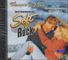 SOFT ROCK + CD + Instrumental + WOMAN IN LOVE + Vol.2 +