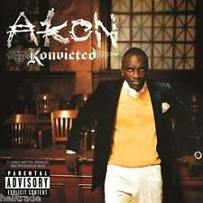 AKON  KONVICTED - CD * NEW *