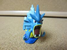 Vintage Genuine Pokemon Stamped Auldey TOMY Toy Figure 2 Inch Gyarados (PG907)