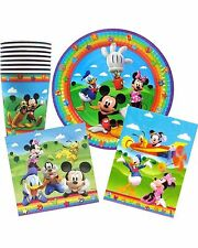 Mickey Mouse Club House Party Supplies - 40 piece Party Pack
