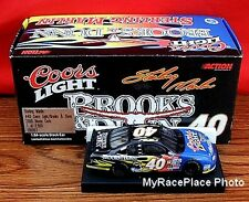 #40 NASCAR 1/64 Action Diecast Stock Car 2000 COORS LIGHT BEER _ BROOKS & DUNN