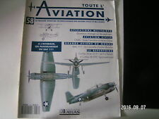 ** Toute l'Aviation n°58 BAC 111 / Grumman Avenger / CAAC