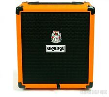 "Orange CR25BX Crush Pix 25 Watt 8"" Bass Combo - New! Free Gift!"