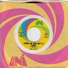 BIG BLACK - Uni 55051 - Come on and Get It, Baby - AFRICAN-FLAVORED FUNK VG/VG+