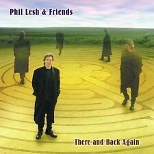 Phil Lesh & Friends (Grateful Dead) - There & Back Again (2002 Sealed CD)