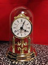 LOVELY ROMAN STYLE GOLDEN 400 DAY CLOCK BRAND NEW IN ORIGINAL BOX, TABLE CLOCK