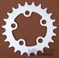 Vuelta 23 Tooth 58 BCD Chainring 5823B Silver Made in USA Aluminum MTB 8S 23T