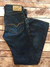 Diesel Zatiny Dark Wash Bootcut Jeans Denim Size 30 X 30 NEW