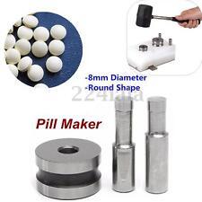 held pill press machine