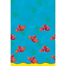 FINDING NEMO CHILDRENS BIRTHDAY PARTY PAPER TABLECLOTH