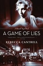 A Game of Lies (Hannah Vogel)-ExLibrary