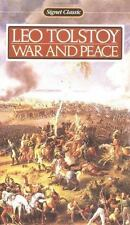 War and Peace (Signet Classics (Paperback))